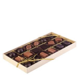 Confezione Sibari di Color Cioccolato - 18 cioccolatini artigianali- Reggio Calabria