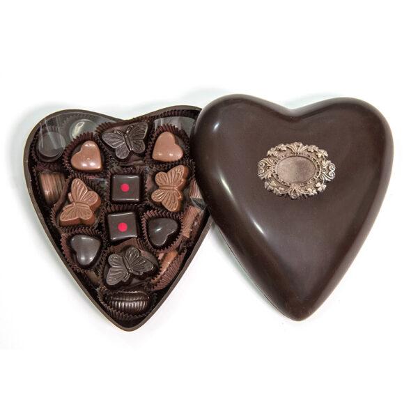 Il Cuore Color Cioccolato